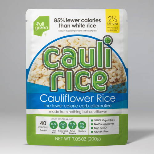 Full Green Gluten-Free Original Cauliflower Rice