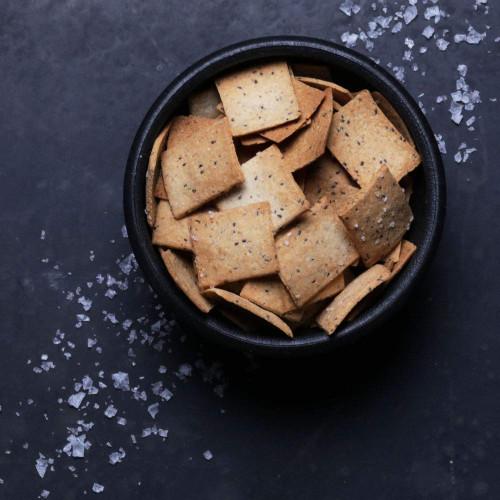 Hu Grain-Free Sea Salt Crackers
