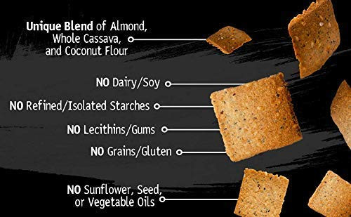 Hu Grain-Free Everything Crackers