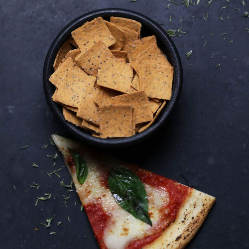 Hu Grain-Free Pizza Crackers