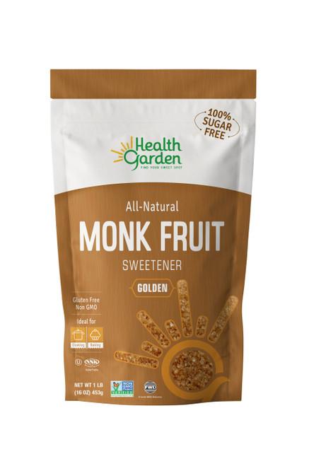 Monk Fruit Golden All Natural Sweetner