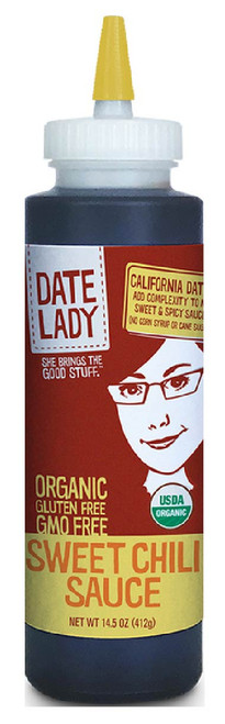 Date Lady Sweet Chili Sauce Squeeze Bottle