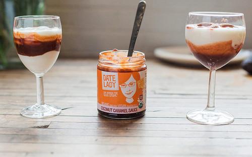 Date Lady Gluten-Free Coconut Caramel Sauce