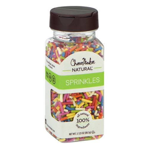 Chocomaker Mixed Natural Sprinkles