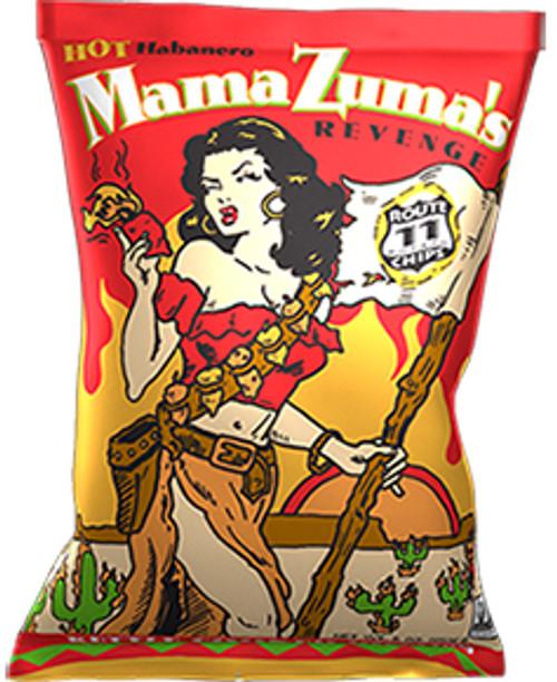 Route 11 Potato Chips Gluten-Free Mama Zuma's Revenge Potato Chips