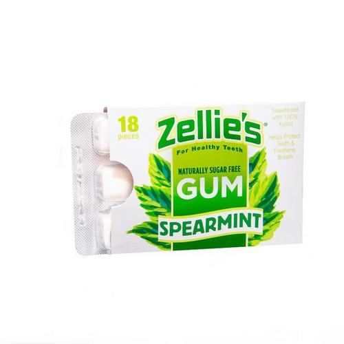 Zellie's Spearmint Gum Pouch