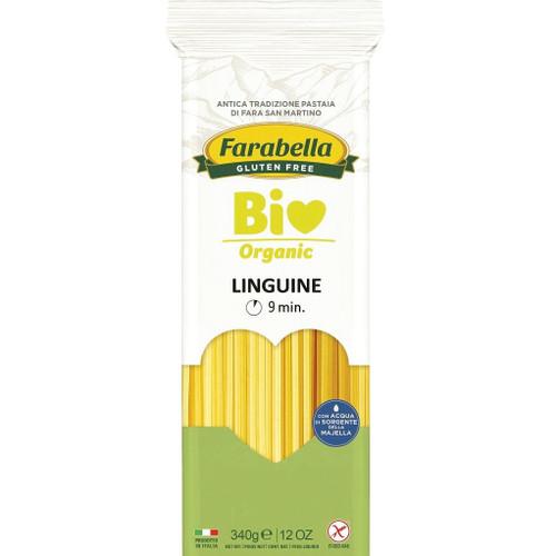 Farabella Bio-Organic Linguine Pasta