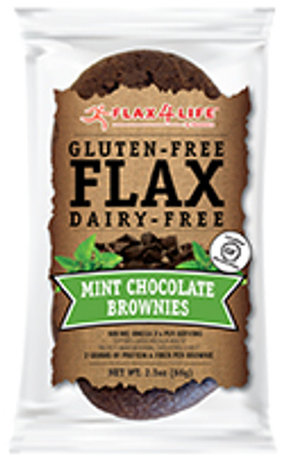 Flax 4 Life  Mint Brownie Mini Muffins (2/Pack)