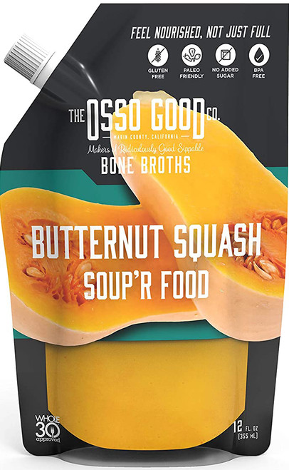 Osso Good Butternut Squash Paleo Soup