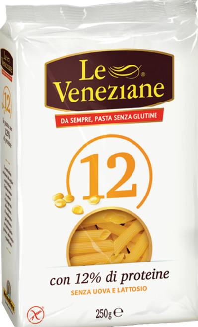 Le Veneziane  12 Penne Corn Pasta