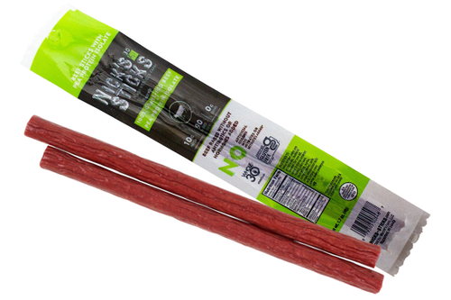 Nick's Sticks Grass-Fed Beef & Pea Protein Sticks (2/Pack)