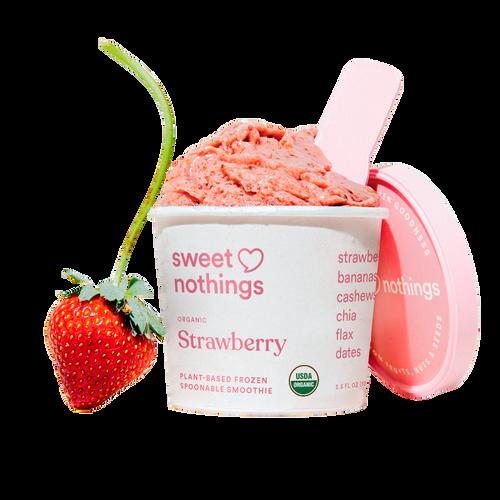 Sweet Nothings Vegan Strawberry Frozen Treat (FROZEN)