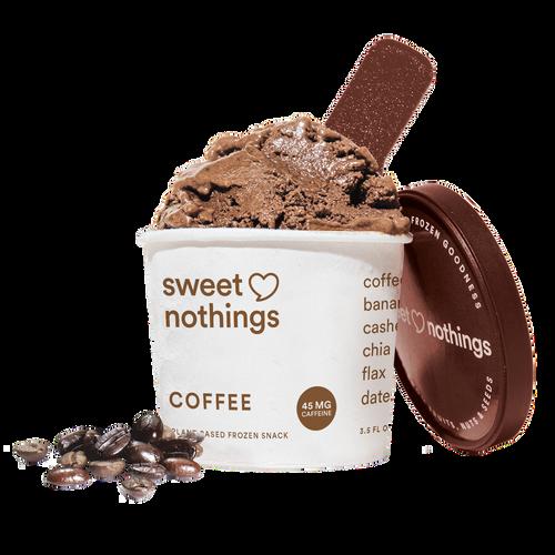 Sweet Nothings Vegan Coffee Frozen Treat (FROZEN)