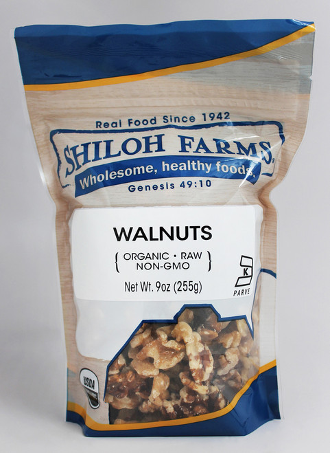 Shiloh Farms Organic Walnuts (Pieces & Halves)