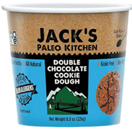 Jack's Paleo Kitchen Double Chocolate Cookie Dough