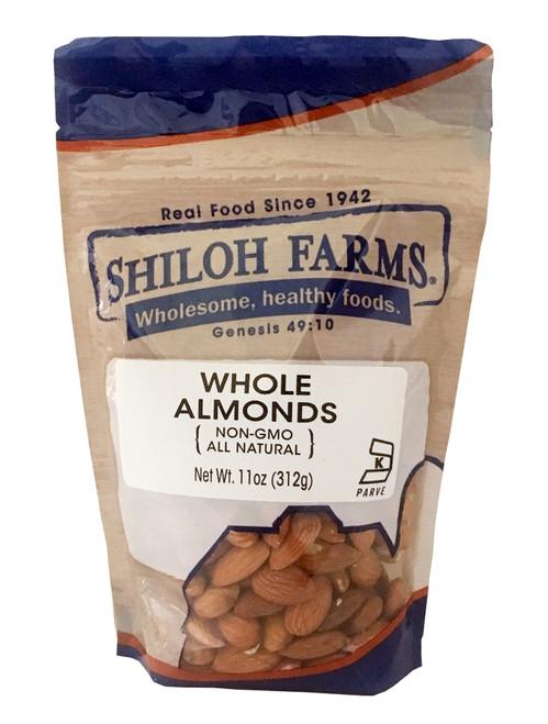 Shiloh Farms Kosher Whole Almonds