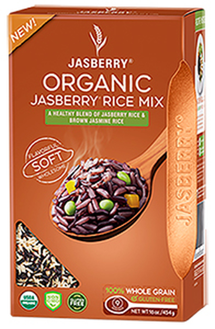 Jasberry Vegan Rice Mix