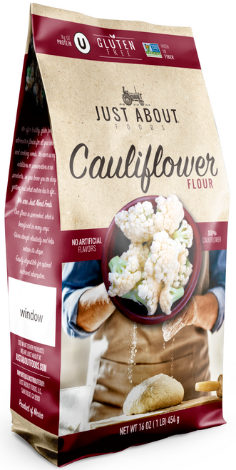 Just About Foods Cauliflower Flour