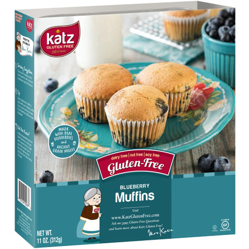 Katz Blueberry Muffins