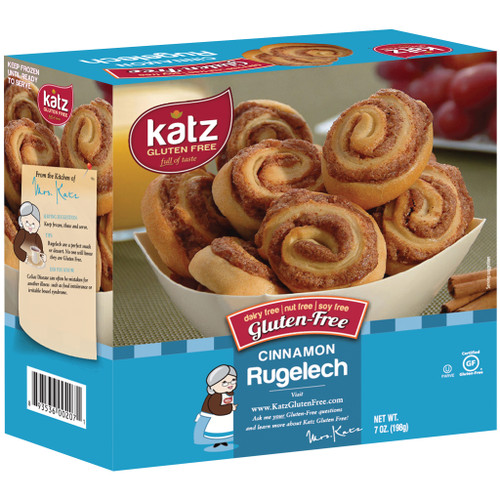 Katz Cinnamon Rugelach