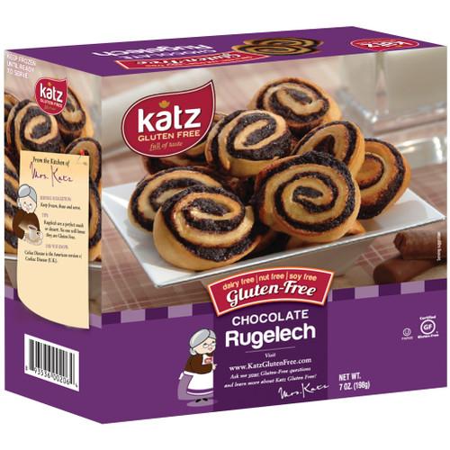 Katz Chocolate Rugelach