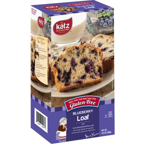 Katz Blueberry Loaf