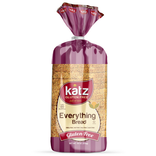Katz Everything Bread
