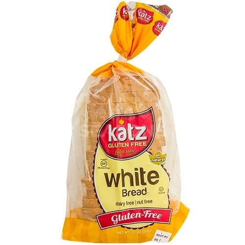 Katz White Bread