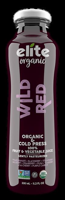 Elite Naturel Organic Wild Red Smoothie