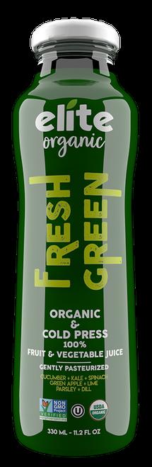 Elite Naturel Organic Fresh Green Smoothie