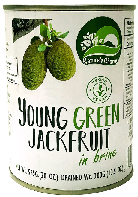 Nature's Charm Green Jackfruit