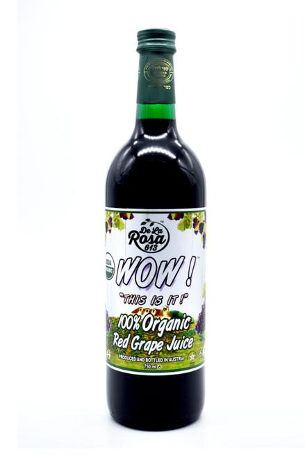 De La Rosa Organic Grape Juice