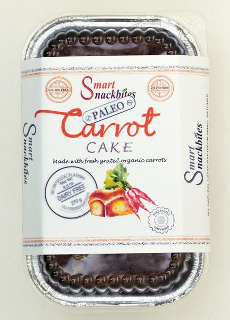 Smart Snack Bites Paleo Carrot Cake