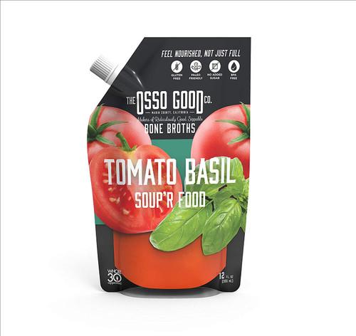 Osso Good Organic Tomato Basil Paleo Soup