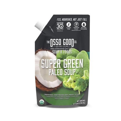 Osso Good Organic Supergreens Paleo Soup