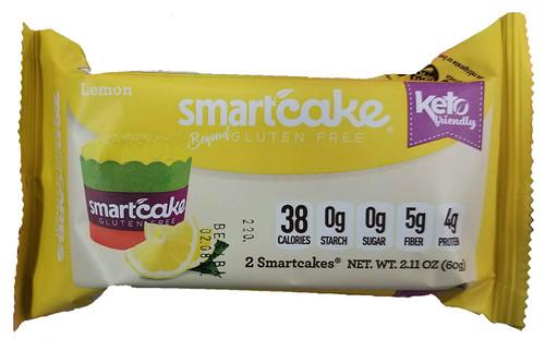 Smart Baking Company Lemon Smartcakes Twin Pack