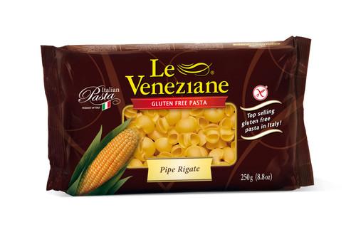 Le Venezia Pipe (Shells) Corn Pasta