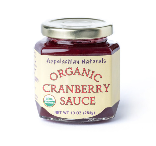 Appalachian Naturals Cranberry Sauce