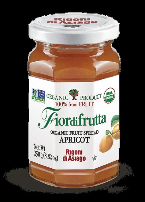 Fiordifrutta Organic Apricot Spread