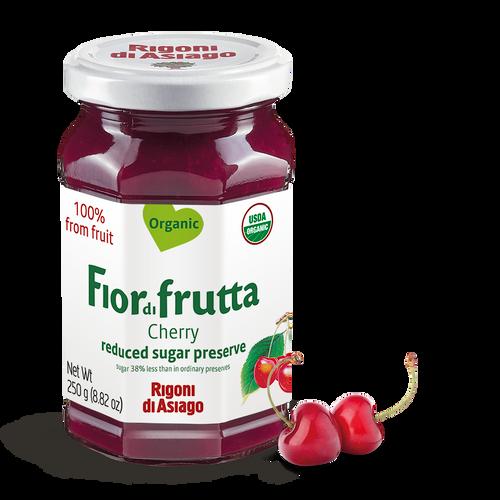 Fiordifrutta Organic Cherry Spread