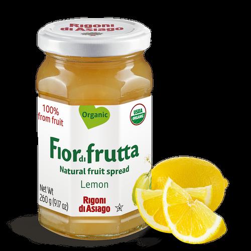 Fiordifrutta Lemon Spread