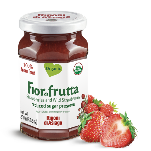 Fiordifrutta Strawberry Spread