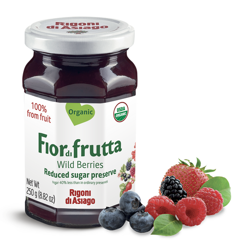 Fiordifrutta Wildberries Spread