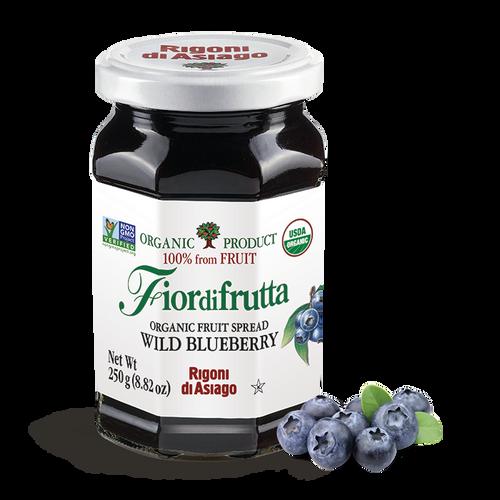 Fiordifrutta Wild Blueberry Spread