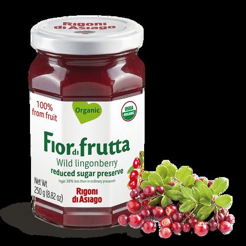 Fiordifrutta Wild Lingonberry Spread