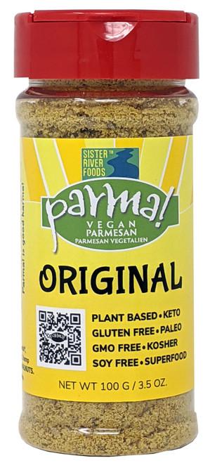 Parma Original Vegan Parmesan 3.50 oz