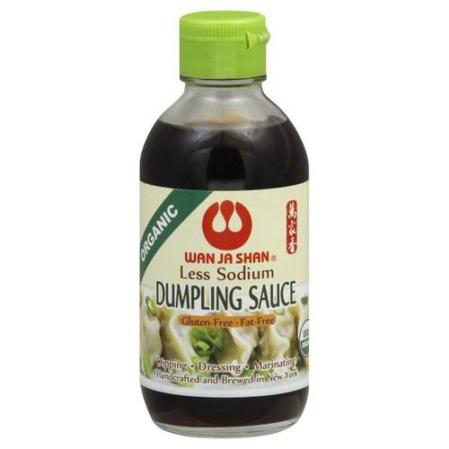 Wan Ja Shan Gluten-Free Dumpling Sauce, Mild Sodium