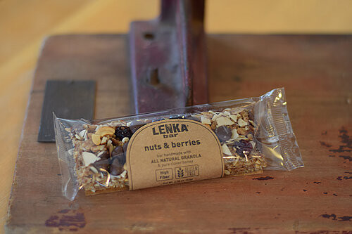 Lenka Bar Nuts & Berries Handmade Granola Bar