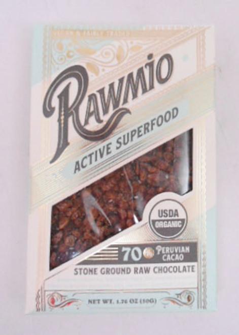 Rawnio Superfood Raw Chocolate Bark