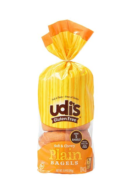 Udi's Gluten-Free Plain Bagels